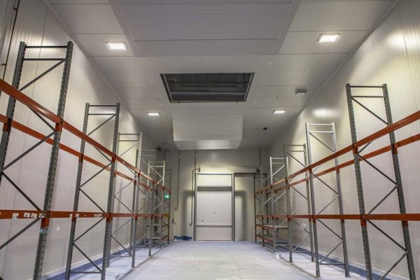 Q Catering Cold Storage and warehouse