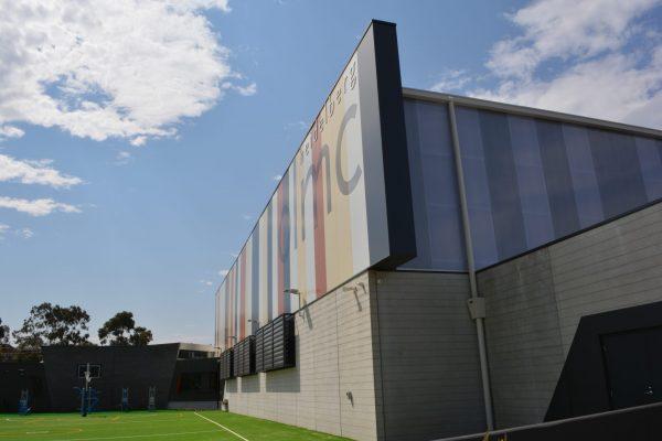 facade panel system