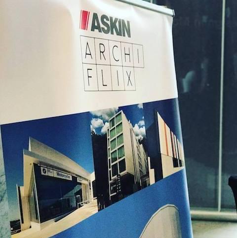 ASKIN - ASKIN ArchiFlix finale for 2017