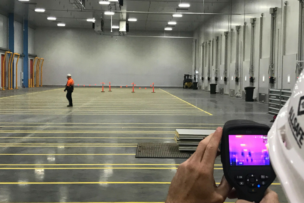 ASKIN - How Thermal Imaging can protect your business