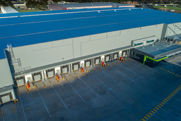 ASKIN - XFLAM installation for PFD's newest distribution centre