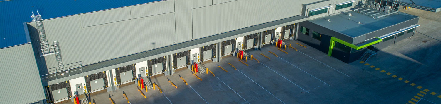 XFLAM installation for PFD's newest distribution centre