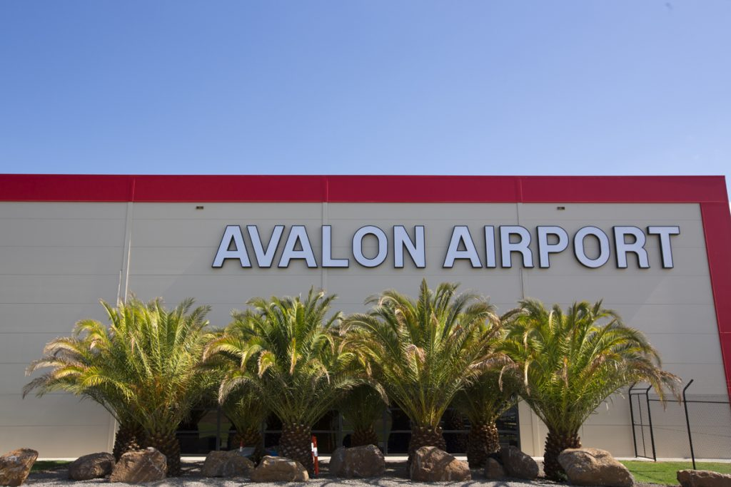 Avalon International Airport