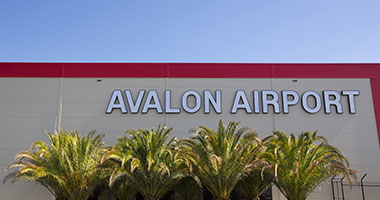 Avalon Airport International Terminal