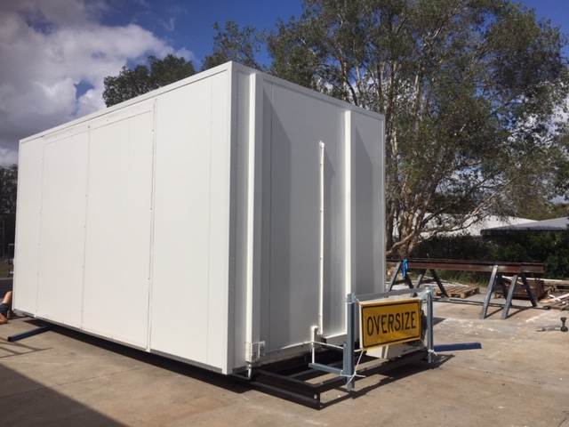 ASKIN - Portable Buildings Brisbane Cool Rooms Kits