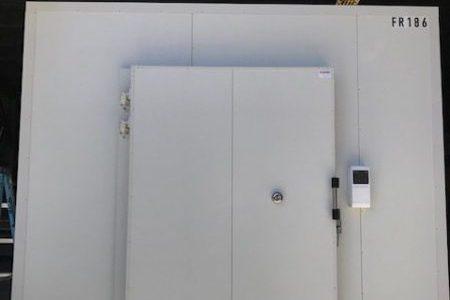 Freezer 186 door