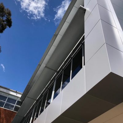 ASKIN - Recladding and facade rectification, exterior cladding, external cladding, external wall cladding, metal cladding, Wall cladding, Alucabond
