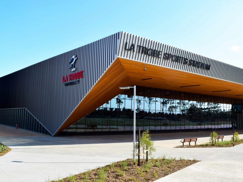 ASKIN - La Trobe University Sports Park
