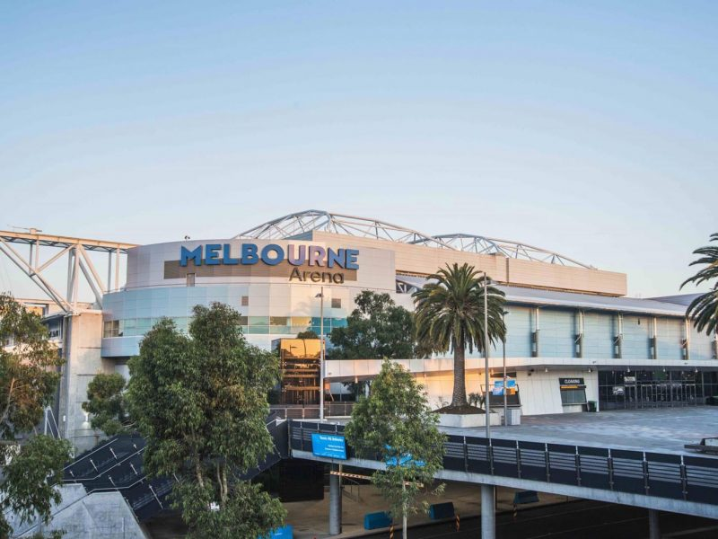 ASKIN - Case Study - Melbourne Arena Facade Upgrade